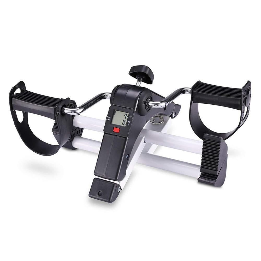 Permalink to Mini Fitness Bike Stepper Household Elderly Foot Exerciser Folding Rehabilitation Training Bicycle Leg Exerciser