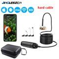 1200P telescópico Wifi endoscopio cámara de inspección IP68 impermeable 2.0MP endoscopio HD Snake cámara con 8 LED para iOS Android