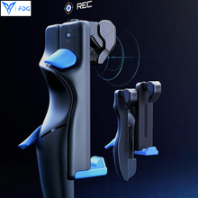 2020 Flydigi Trigger 2 Generation Mobile Game Button PUBG COD Auxiliary Six Finger Artifact iOS Android Automatic Pressure Gun