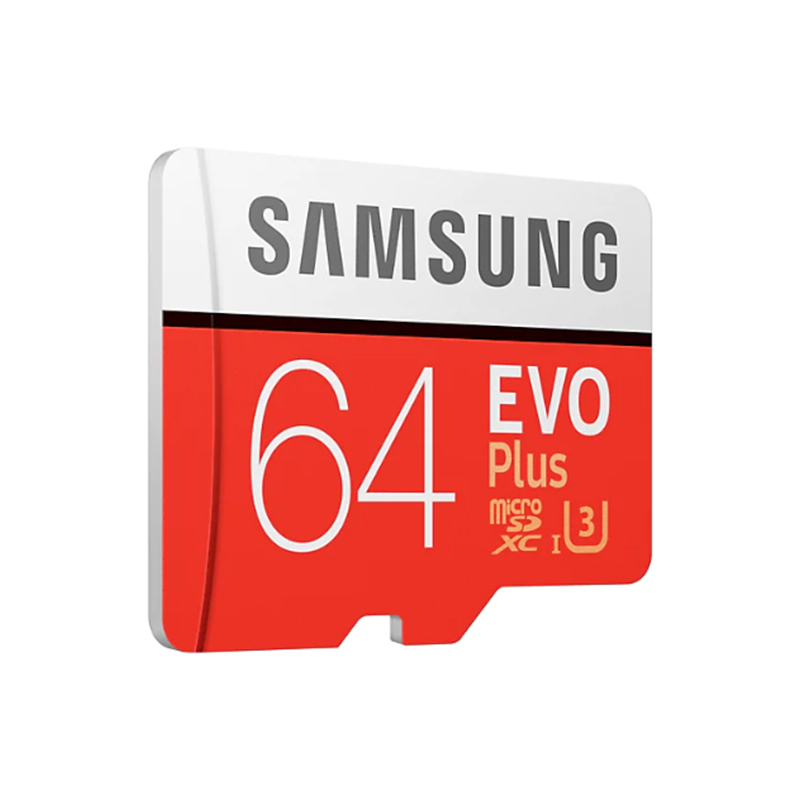 Image 3 - SAMSUNG Memory Card Micro SD 256GB 32GB 64GB 128GB 512G SDHC SDXC Grade EVOplus Class 10 C10 UHS TF SD Cards Trans Flash Microsd-in Micro SD Cards from Computer & Office