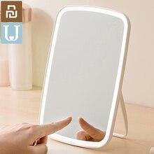 Светодиодный настольный зеркало для макияжа Youpin Jordan & Judu, сенсорный светодиодный светильник с регулировкой угла, перезаряжаемый через USB