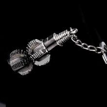 Boor Sleutelhanger Charm Pijp Boor Sleutelhanger Gear tas Keyfobs porte clef Creatieve Accessoires Mannen Vrouwen Gift J080