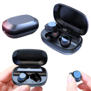 Image 2 - True Wireless Earbuds Noise Cancelling Heaphones TWS Bluetooth 5.0 Headset 6000mAh Wireless Bluetooth Earphone with Microphone