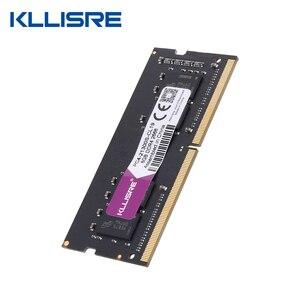 Image 2 - Kllisre ddr4 4 ГБ 8 ГБ 16 ГБ 2133 МГц 2400 2666 МГц ОЗУ sodimm память для ноутбука с поддержкой памяти ddr4