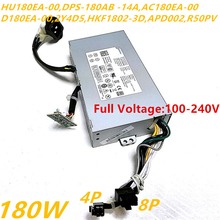 جديد PSU لديل طراز optiplex 3030 3048 امدادات الطاقة HU180EA 00 DPS 180AB  14 A AC180EA 00 D180EA 00 2Y4D5 HKF1802 3D APD002 0R50PV
