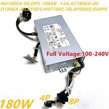 Yeni PSU için Dell optiplex 3030 3048 güç kaynağı HU180EA 00 DPS 180AB  14 bir AC180EA 00 D180EA 00 2Y4D5 HKF1802 3D APD002 0R50PV