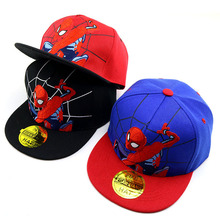2019 New Children's boy and girl Hat Printed Embroidered Cartoon baby