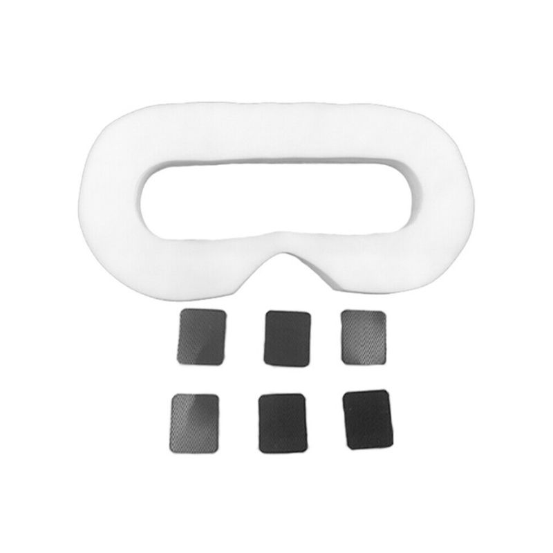 100Pcs Sweat Absorbing Eye Mask VR Glasses Disposable Patches Eye Mask For Oculus Quest For Oculus Rift S