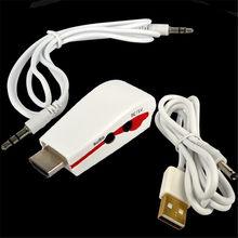 KEBIDU – connecteur de convertisseur mâle à femelle 1080P avec câble Audio, adaptateur HDMI à VGA pour XBOX 360 pour ordinateur portable PS2