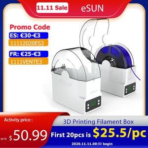 Image 1 - eSUN eBOX 3D Printing Filament Box Filament Storage Holder Keeping Filament Dry Measuring Filament Weight