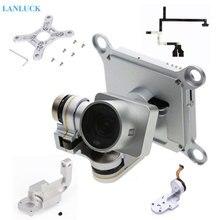 อะไหล่สำหรับDJI Phantom 3 Professional Drone Camera Yaw Armม้วนBracket Flat Ribbon Flex Gimbal Mountมอเตอร์