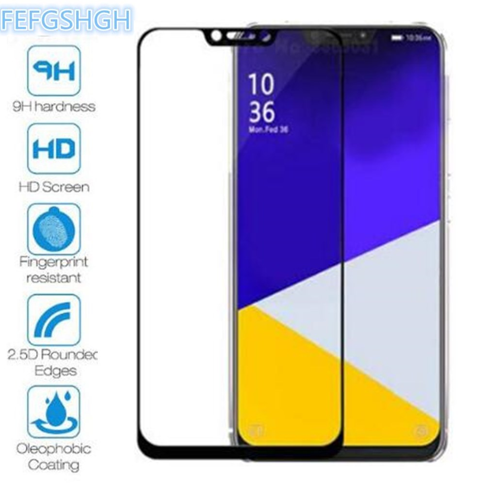 2PCS Full Cover Screen Protector For <font><b>Asus</b></font> <font><b>ZenFone</b></font> <font><b>5</b></font> <font><b>ZE620KL</b></font> <font><b>Tempered</b></font> <font><b>Glass</b></font> <font><b>ZenFone</b></font> <font><b>5</b></font> 2018 <font><b>ZE620KL</b></font> X00QD Protective <font><b>Glass</b></font> Film image