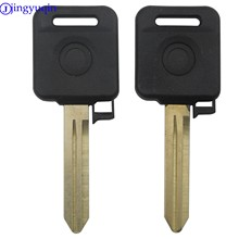 Jingyuqin الإشعال مكرر سيارة غطاء حافظة مفتاح فوب لنيسان 350Z ألميرا جوك ميكرا Primera