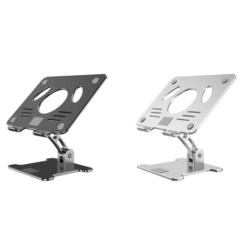 Laptop Stand, Portable, Easy to Fold, Easy to Dissipate, and Ergonomic Computer Stand for Laptops and Tablets