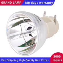 RLC 092 RLC 093 P VIP 190/0.8 E20.9N uyumlu projektör lamba ampulü için PJD5553LWS PJD5353S PJD5555W PJD5255 PJD5155 mutlu BATE