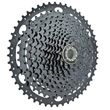 Vg Sports Mountain Bike Mtb 12 Speed Cassette 12S 50T Bicycle Parts Black Cassete Freewheel Sprocket Cdg Cog 667G(China)