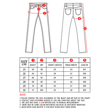 Vintage High Waist Jeans  2