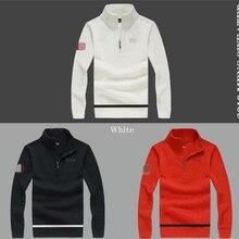 Мужской спортивный свитер с длинным рукавом для гольфа, 3 цвета, одежда для гольфа, S-XXL