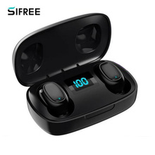 T10s TWS Earphone True Wireless Bluetooth 5.0 Earphones Mini Earbuds Waterproof