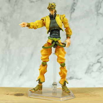 JoJos Bizarre Adventure Stardust Crusaders DIO PVC Action Figure Collectible Model Toy 1