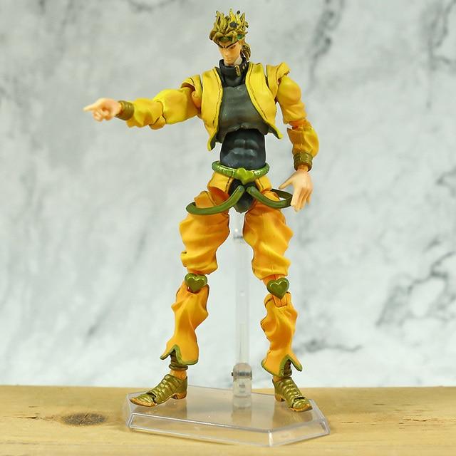 JoJos Bizarre Adventure Stardust Crusaders DIO PVC Action Figure Collectible Model Toy 1