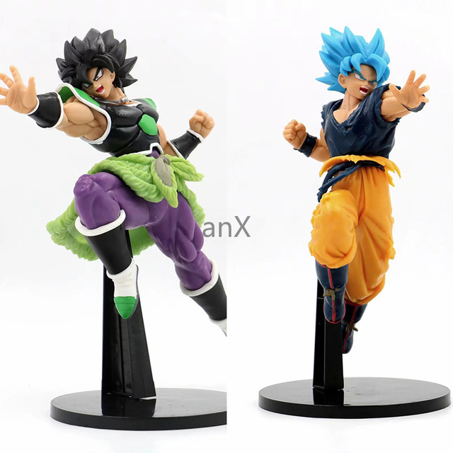 25CM Dragon Ball Super Movie Broly Action Figure Toys Kids Gift