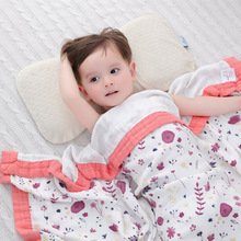 Bamboo Cotton Four-layer Baby Gauze Blanket Newborn Swaddle Blankets Premium Soft