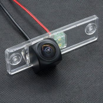 Fisheye 1080P Reverse Parking Car Rear view Camera For Toyota Fortuner SW4 2005 2006 2007 2008 2009 2010 2011 2012 Car Camera image