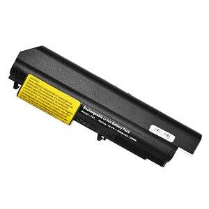 Image 3 - Apexway batería del ordenador portátil para Lenovo ThinkPad R61 T61 R400 T400 ASM 42T5265 FRU 42T4530 42T4532 42T4548 42T4645 42T5262 42T5264