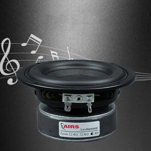 Image 1 - Kaolanhon 4 Inch 100W 4 ~ 8ohm Versterker Luidspreker Diy Home Audio Subwoofer High Power Speaker Ronde Vierkante 65 hz 3500Hz Lange Slag