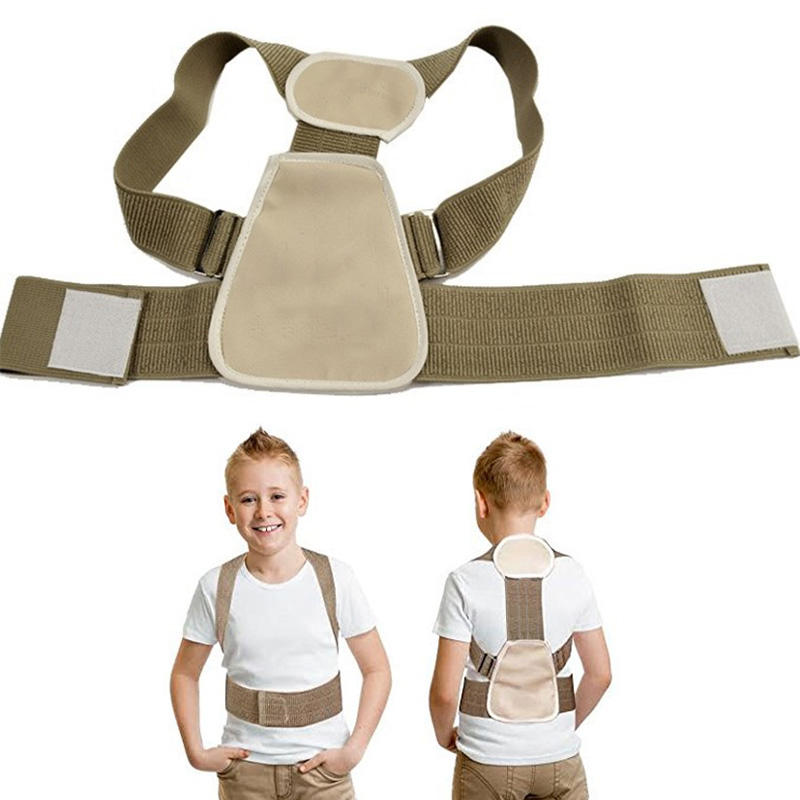 Posture Corrector Back Brace- Posture & Spine Corrector for Children, Teenagers & Young Adults