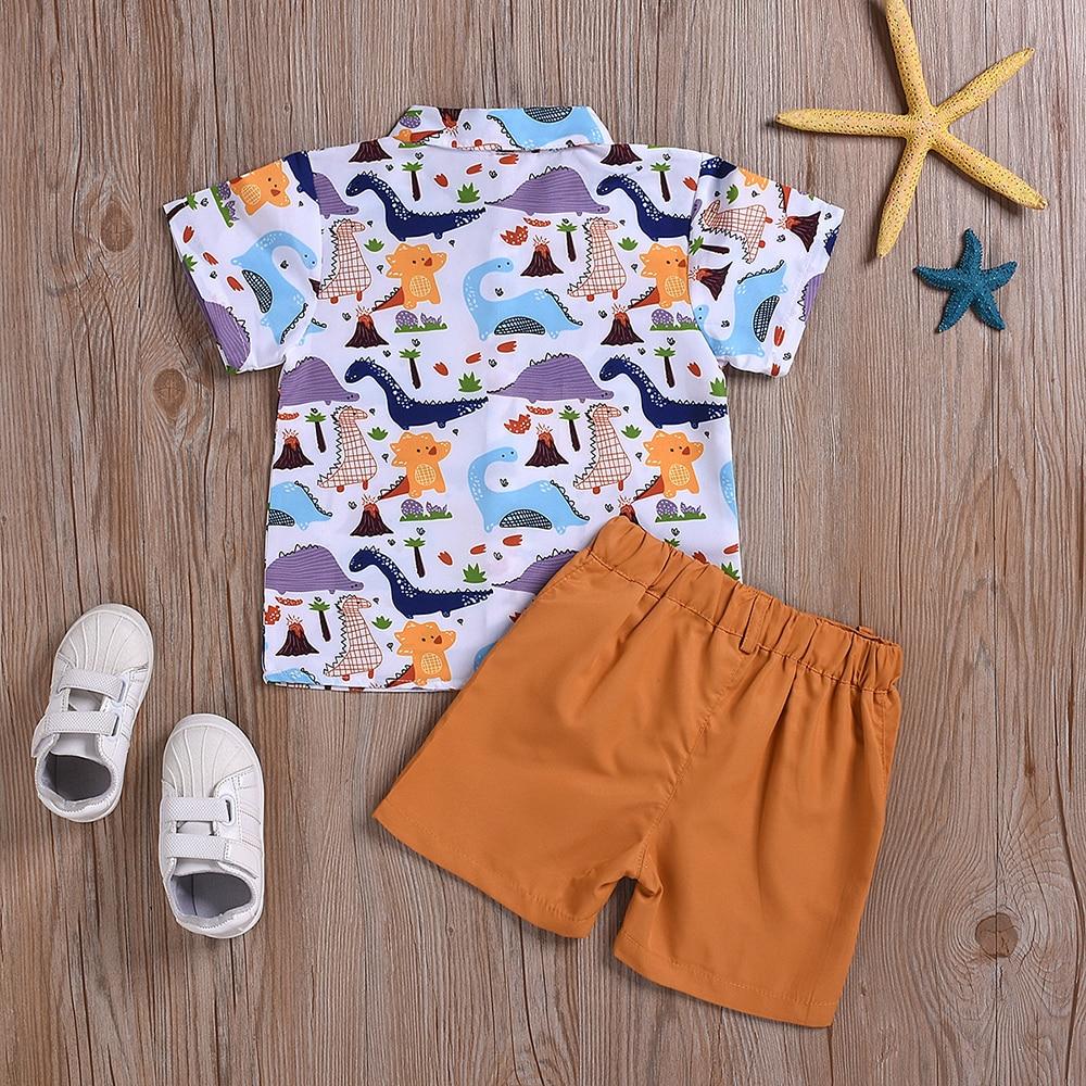 definir verão crianças roupas de manga curta