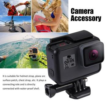 GoPro Quick-Release Buckle Basic Mount Base Tripod Mount Buckle For Go pro Hero 2 3 3+ 4 Camera Accessories image