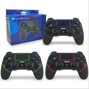 Image 5 - بلوتوث عصا تحكم لاسلكية غمبد ل PS4 تحكم صالح لل بلاي ستيشن Dualshock PS4 4 المقود الألعاب تحكم وحدة التحكم