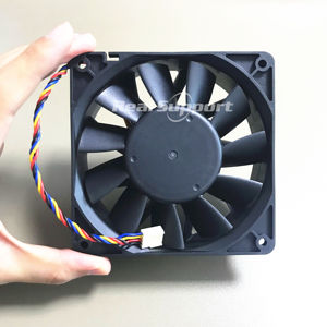 Image 1 - 4500RPM Fan 120*120*38mm For S7 S9 T9 T9+ S17 T17 L3 L3+ D3 A3 Miners
