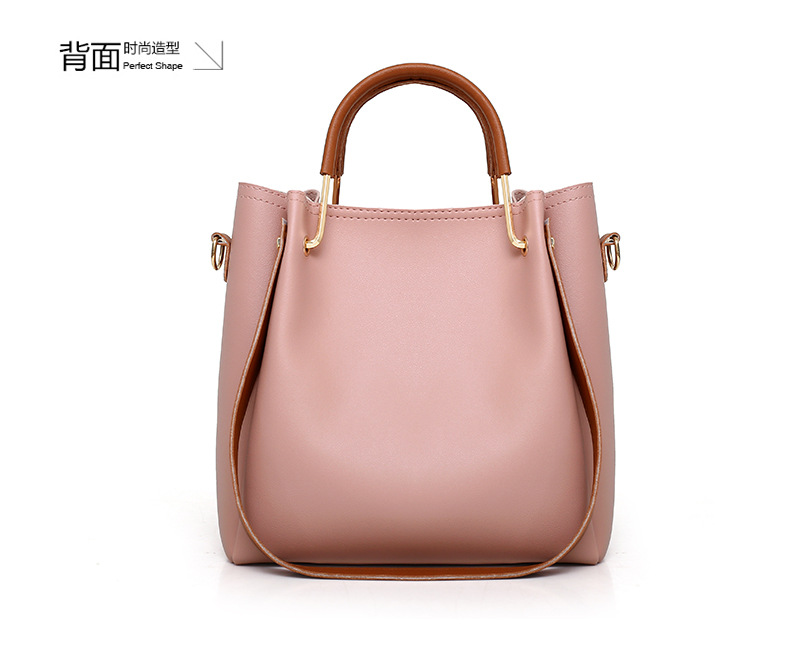 4 in 1 - 2020 New Style All-match Women Messenger Bag Four pcs in One Set Handbag Shoulder Bags Fashion Composite Bags