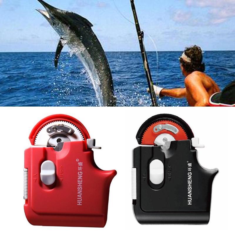 Автоматический Электрический рыболовный крючок ярусная машина рыболовный галстук быстрые рыболовные крючки линия завязывание открытый фитнес-снаряжение рыболовные аксессуары