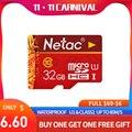 Netac P500 Micro Sd карта 32 gb TF Class10 Compact Flash Memory Stick для планшета  ноутбука Тетрадь картао де Memoria tarjeta Sd