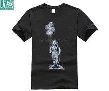 Camiseta masculina de verão 2020 camiseta de verão dos homens t camisa de balão de peixe optionby eric fanmen
