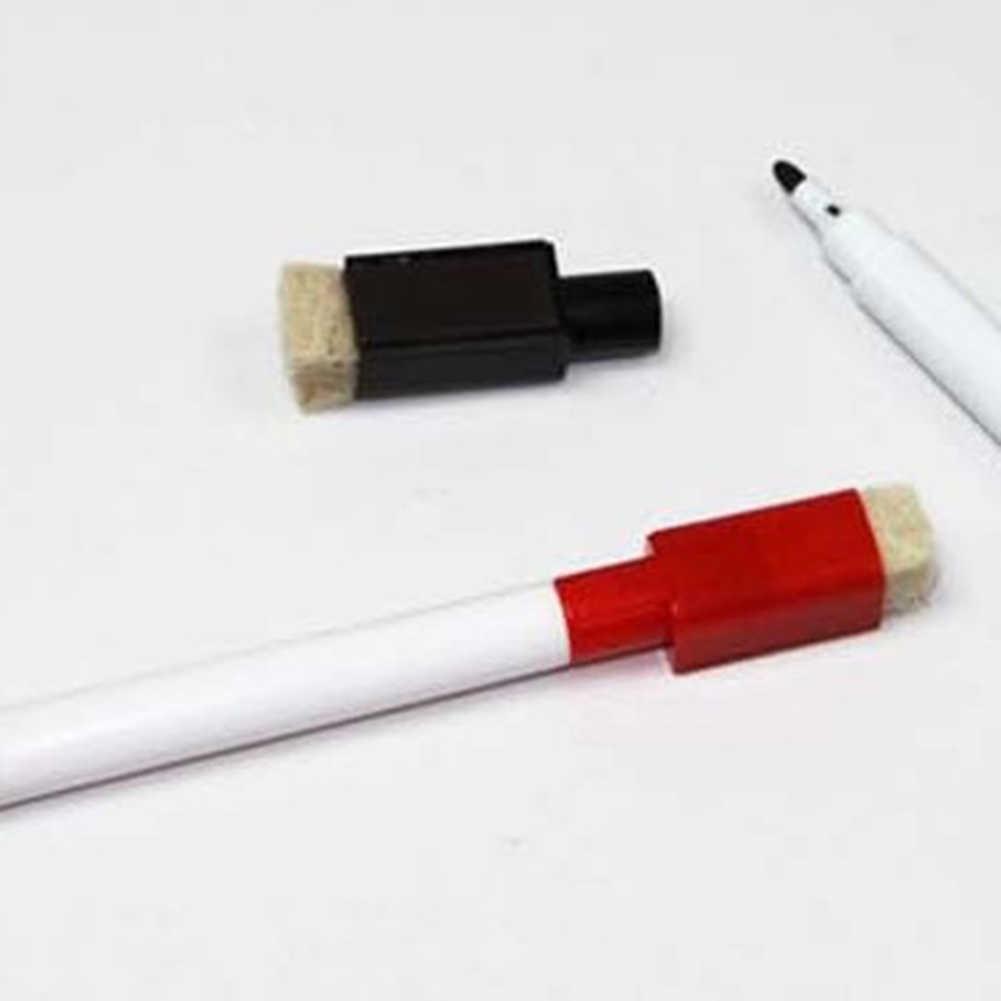 8Pcs Magnetische Uitwisbare Kantoor School Whiteboard Tekening Pen Markers Briefpapier mooie