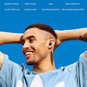 Image 5 - Auriculares TWS, inalámbricos por Bluetooth, auriculares estéreo de graves TWS, auriculares manos libres con cancelación de ruido y micrófono para Redmi, iPhone y Huawei