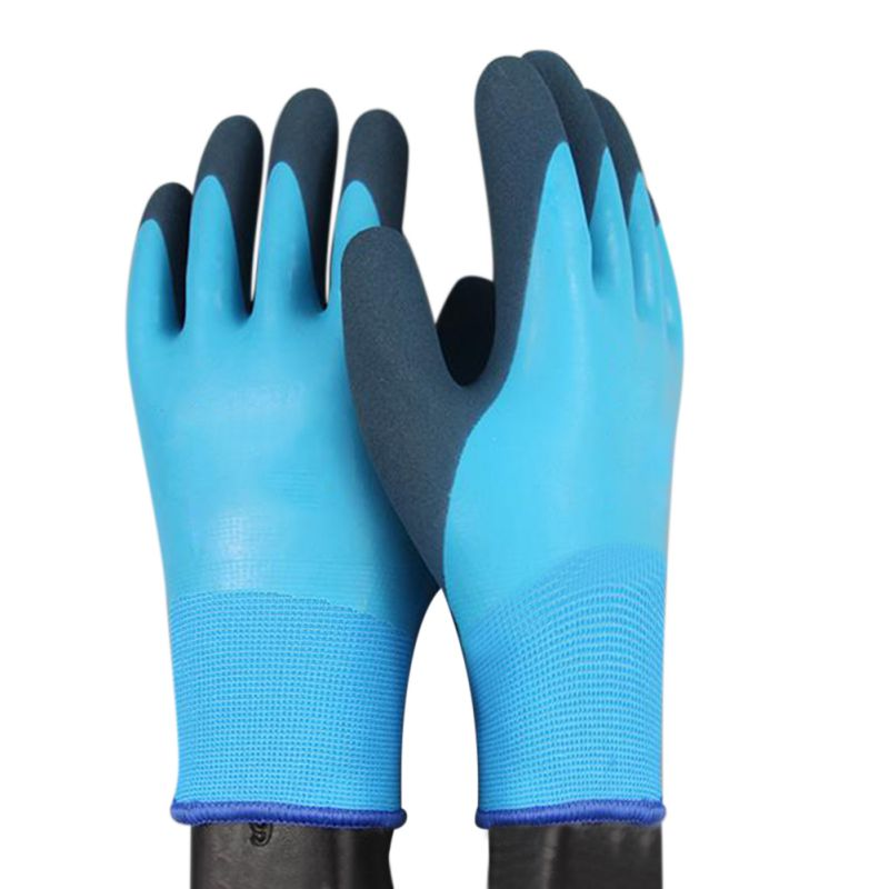 Multifunction Freezer Winter Thermal Gloves Waterproof Gloves High Quality Durable Latex Safety Working Gloves Ski Sports Gloves