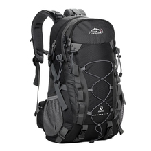 цены Local Lion Outdoor Sports Bag 40L Mountaineering Backpack Functional Men Women Bag Bolsas Femininas Hiking Traveling Bag