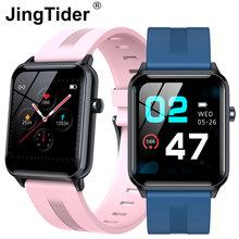 Ip68 à prova dip68 água y95 relógio inteligente monitor de pressão arterial e freqüência cardíaca relógio inteligente pulseira para homens
