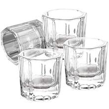 Акриловая чашка для ногтей, прозрачная Хрустальная миска для маникюра, акриловая пудра, жидкая подставка, тарелка, инструмент для дизайна ногтей, оборудование для салона