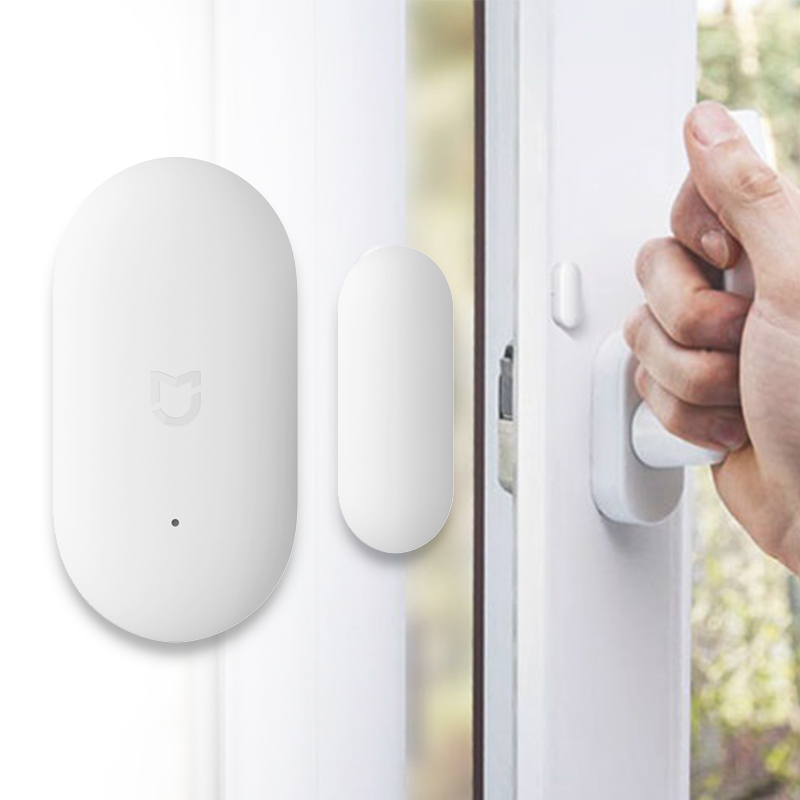 Smart Door Window Sensor Intelligent Mijia Home Matched For Xiaomi App Control Wireless Battery Powered Home Security Tool
