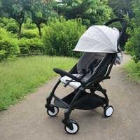 Cochecito de bebé Elegante, ligero, plegable, con amortiguador, carrito de bebé para viajar adecuado para 4 estaciones para chico