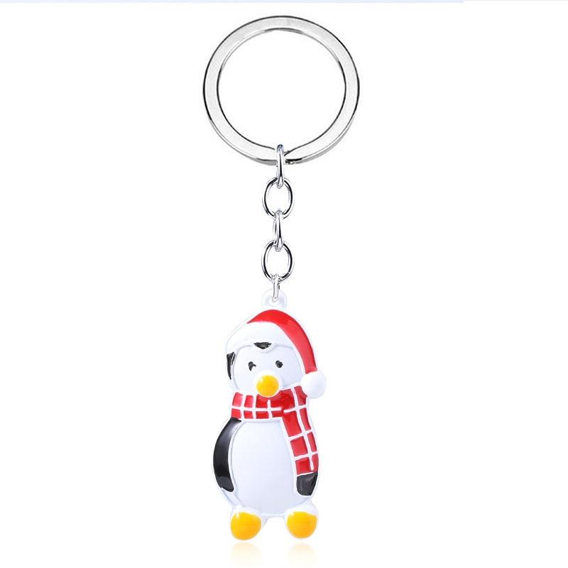 New TV Show Friends Joey Penguin Hugsy Keychain Chandler Cute Pink Rabbit Monica's Door Key Chain For Best Friends Jewelry Gift