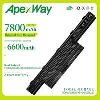 Apexway 11.1 V laptop bateria do ACER AS10D31 AS10D75 AS10D51 AS10D71 Aspire 4741 5741 5750g 5552g 5742g 5551g 5560g 5733z w Akumulatory do laptopów od Komputer i biuro na