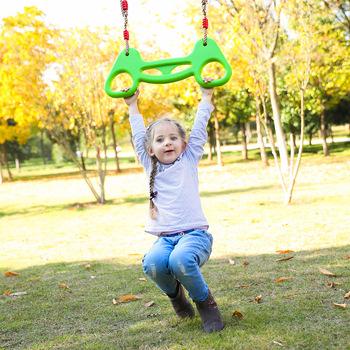 Outdoor Sports przedszkole zabawka do wspinaczki huśtawka sprzęt wspinaczkowy zabawki siłownia huśtawka wyposażenie placów zabaw tanie i dobre opinie TP-19-28 assorted